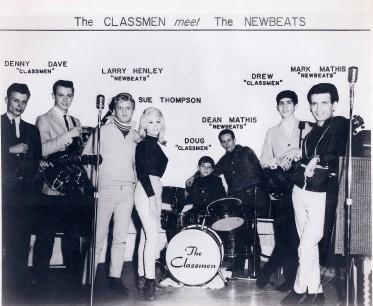 Classmen meet the NewBeats