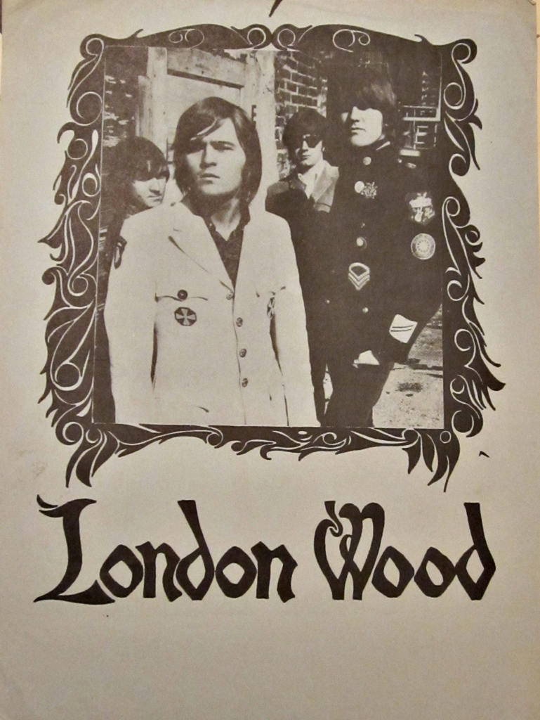 London Wood, feat. Mike Waggoner