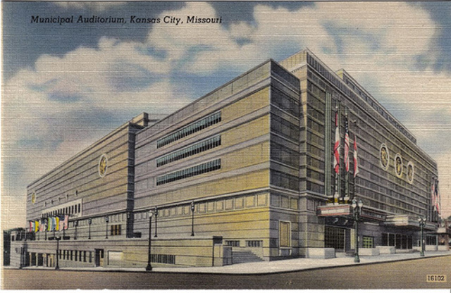 Municipal Auditorium turns 75