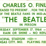 50th anniversary of KC Beatles concert coming up